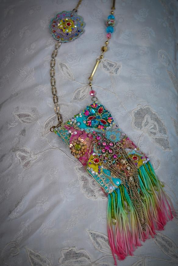 Gypsy Treasure Pouches
